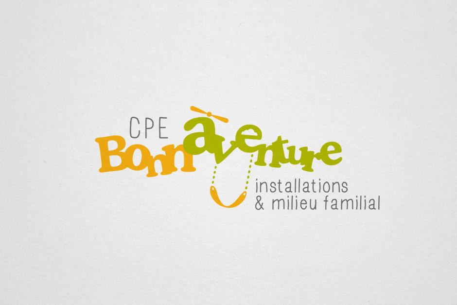 CPE Bonnaventure installations & milieu familial - Logo
