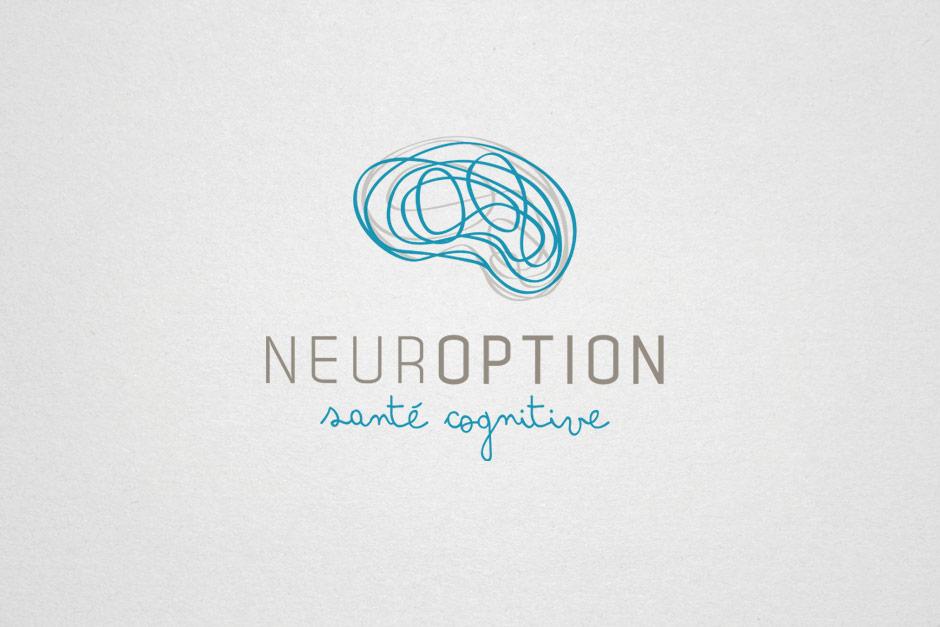 Neuroption Santé cognitive - Logo