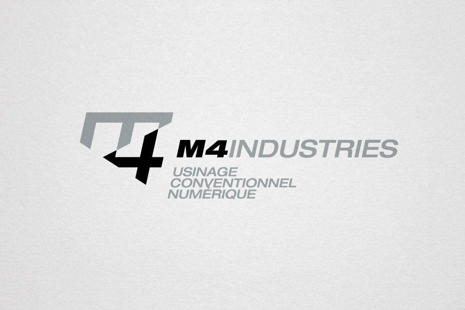 M4 Industries - Logotype