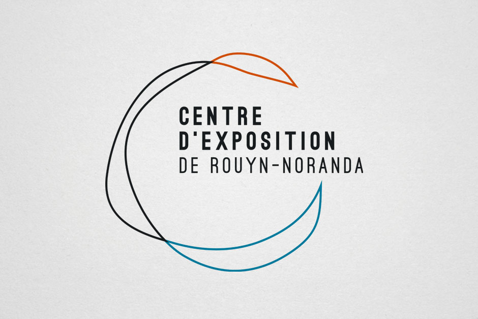 CERN Centre d'exposition de Rouyn-Noranda - Logo