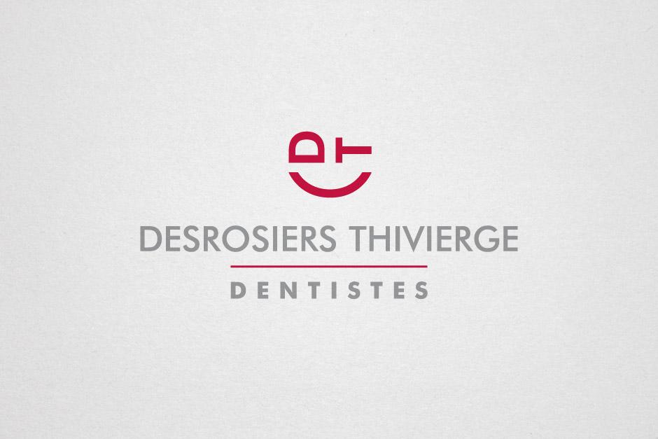 DT Desrosiers Thivierge Dentistes - Logo