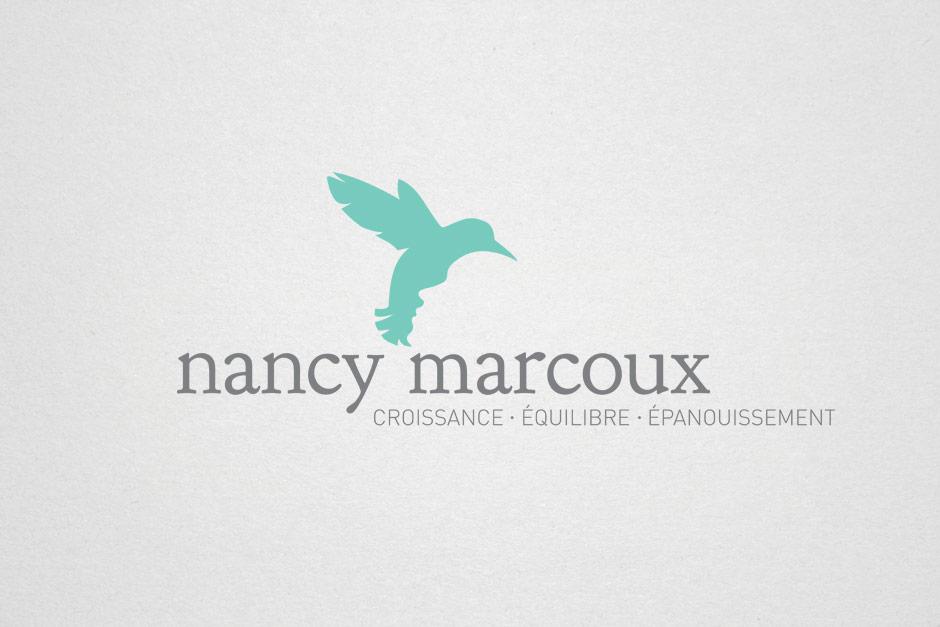 Nancy Marcoux Croissance Équilibre Épanouissement - Logo