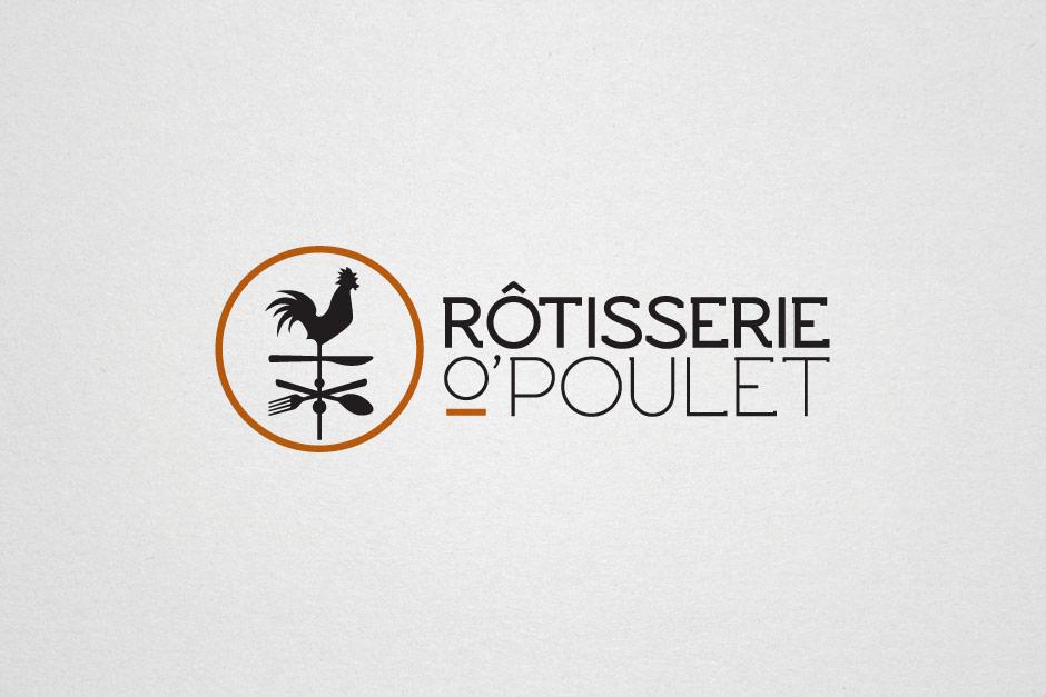 Rôtisserie O'Poulet - Logo