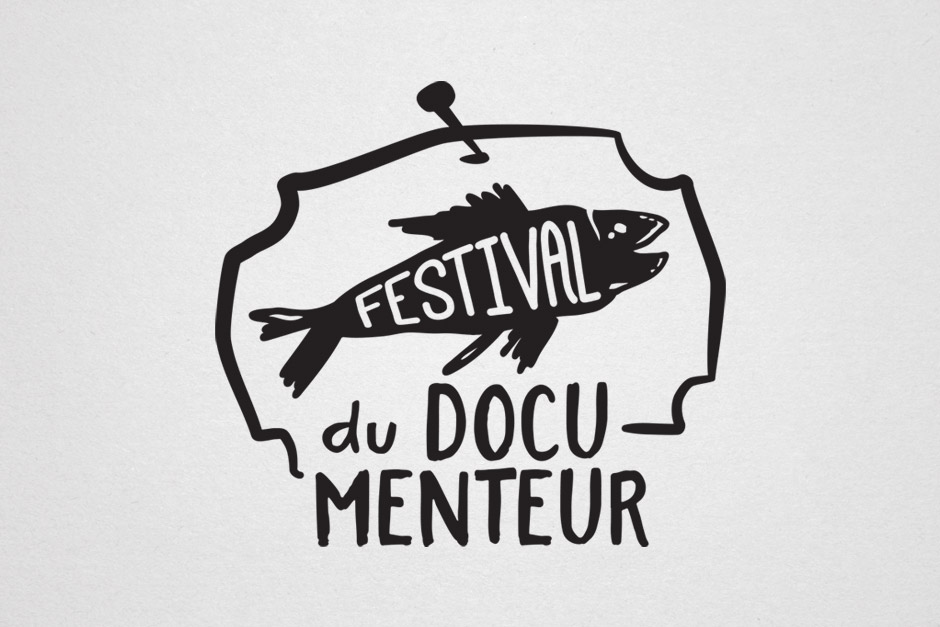 Logotype - Festival du documenteur