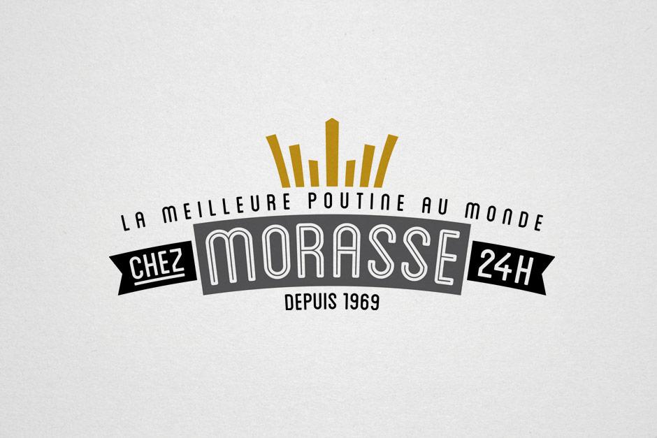 Chez Morasse - Logo