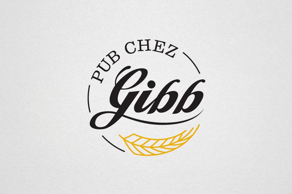 Pub Chez Gibb - Logo