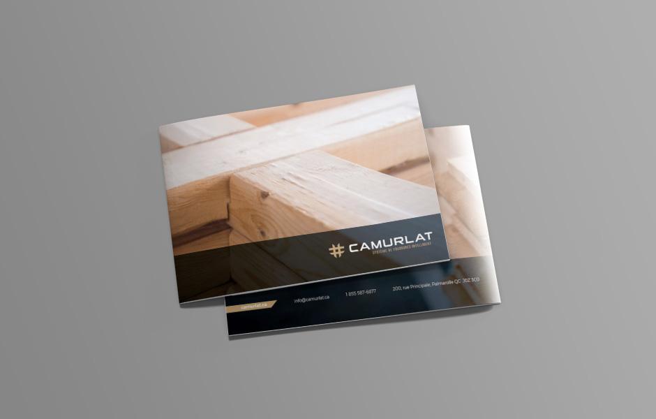 Cameron - Camurlat - Brochure
