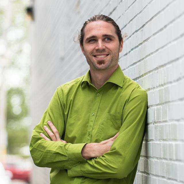 Francis Trudeau - Développeur web back-end, sécurité