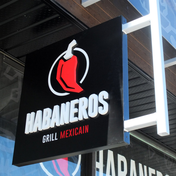 Habaneros – Grill mexicain