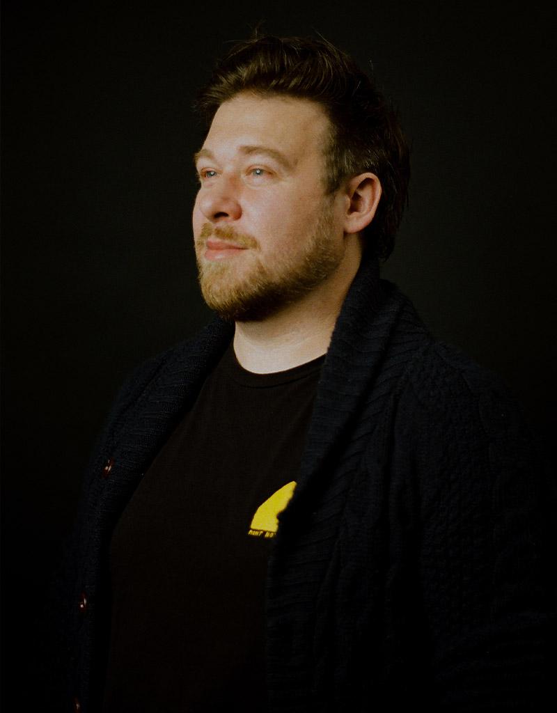 Mathieu Gagnon - Chargé de projet et développeur web